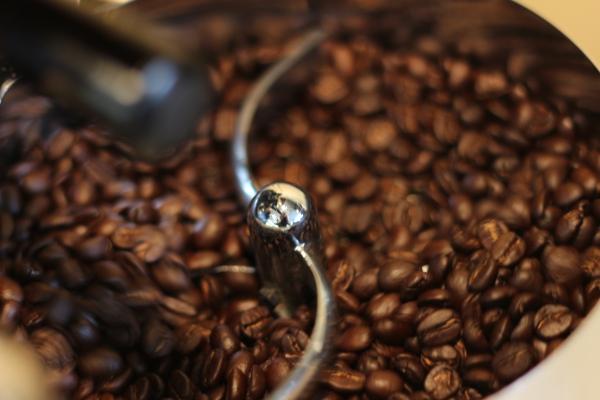 コーヒーとRosin Rammler分析